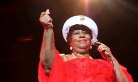 Aretha Franklin exhibit opens with eye toward her legacy